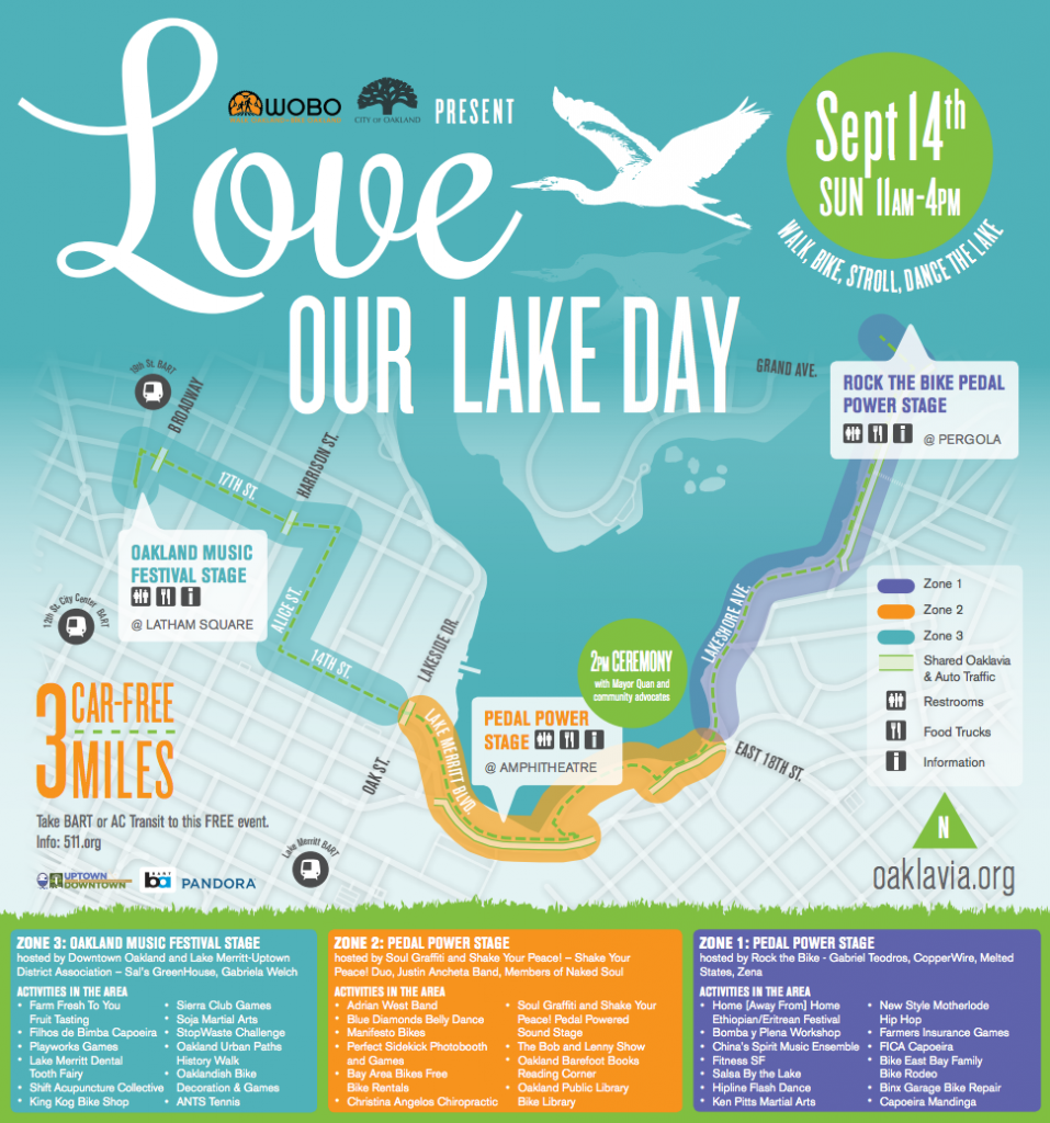This Sunday!  Love Our Lake Day