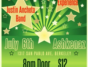 7/6/16 Show at the Ashkenaz